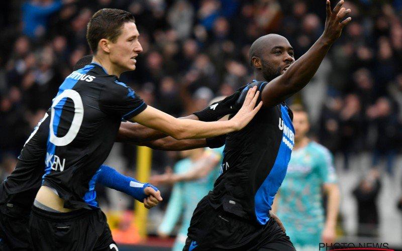 Discutabele treffer van Balanta helpt Club Brugge aan gouden driepunter