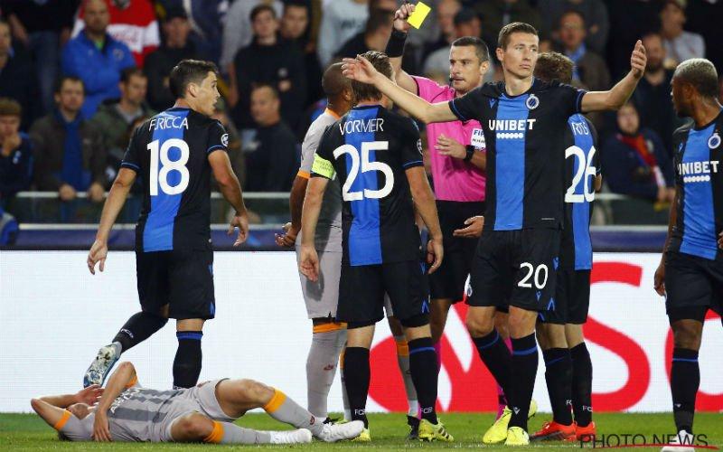 Club Brugge toont zich, maar vergeet te scoren tegen Galatasaray
