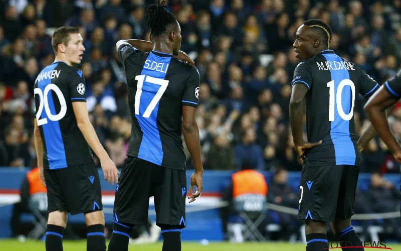 Hans Vanaken reageert ongelofelijk furieus na voorval met Mbaye Diagne