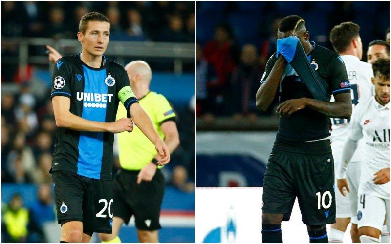 Clement reageert rázend na incident met Diagne en Vanaken