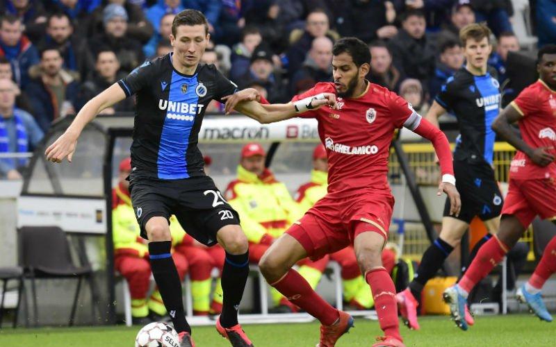 Bekerfinale tussen Club Brugge en Antwerp wordt mogelijk geschrapt