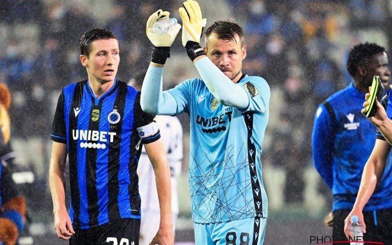 'Wedstrijd van Club Brugge wordt wellicht uitgesteld na 7 positieve coronatesten'