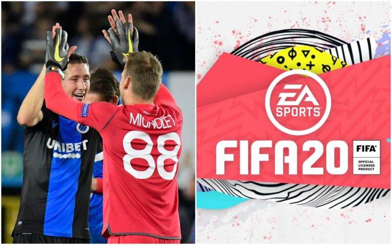 FIFA 20: Rating van Vanaken, Vormer, Mignolet, Deli en Tau bekend
