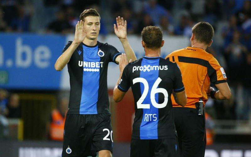 'Hans Vanaken hakt knoop door over vertrek bij Club Brugge'