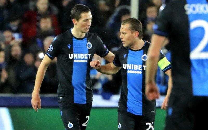 Pareltje Vanaken volstaat niet tegen Real, Club Brugge wel naar Europa League