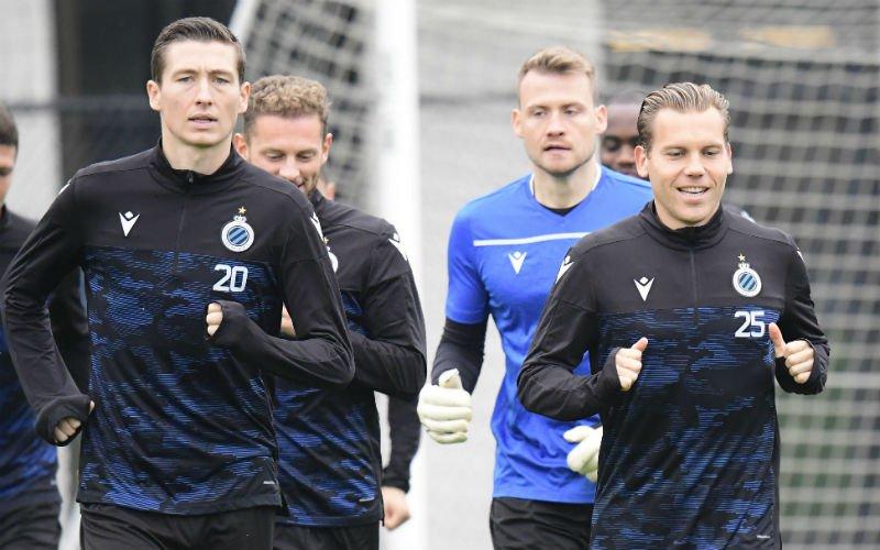 Ruud Vormer én Hans Vanaken weg bij Club Brugge?