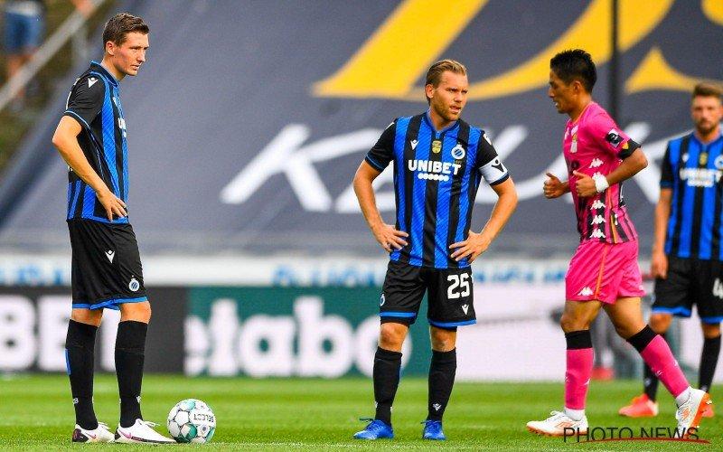 Hans Vanaken en Ruud Vormer in de problemen bij Club Brugge