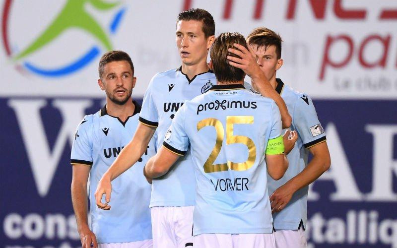 'Club Brugge wordt mogelijk vandaag al tot kampioen uitgeroepen'
