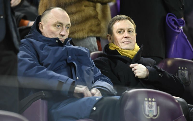 'Van Eetvelt en Vandenhaute grijpen meteen drastisch in bij Anderlecht'