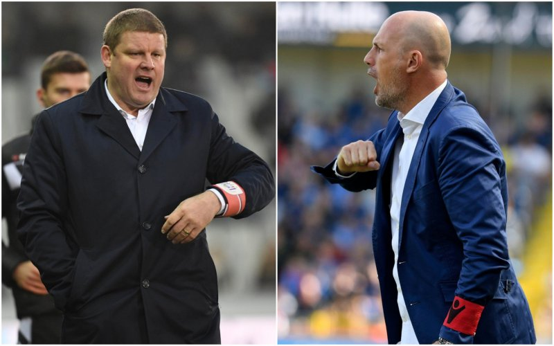 Vanhaezebrouck ziet groot probleem bij Club Brugge: