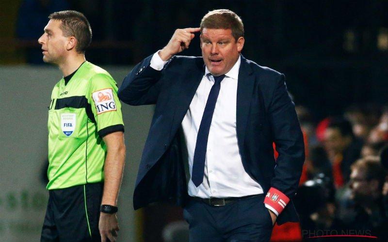 'AA Gent krijgt dit antwoord van Hein Vanhaezebrouck over terugkeer'