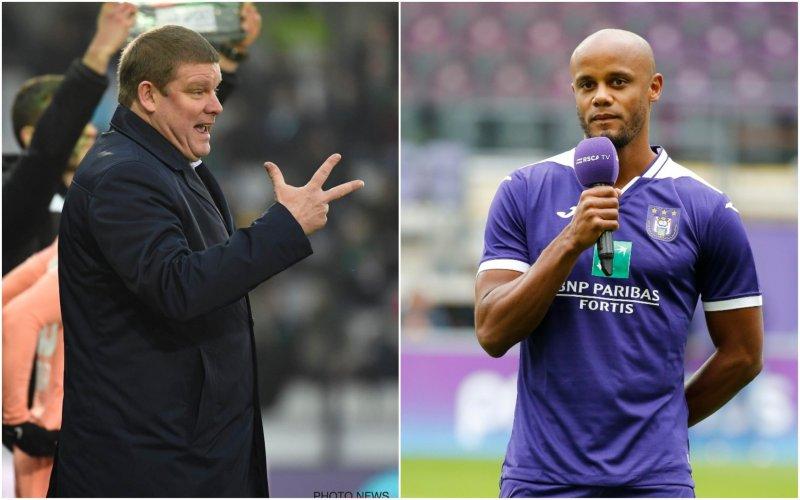 """Vanhaezebrouck ziet één gigantisch probleem bij Anderlecht: """"Angstaanjagend"""""""