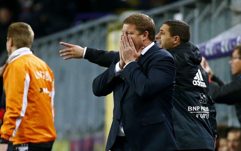 'Anderlecht dreigt absolute sterkhouder per direct te zien vertrekken'