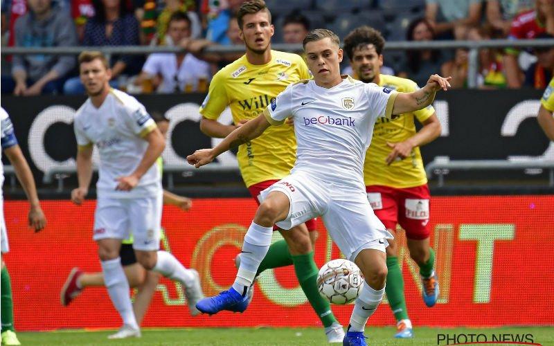 Trossard hekelt 'tactiek' van KV Oostende: