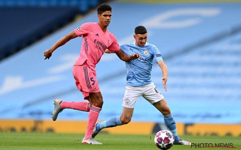 Flaterende Varane helpt Man City naar kwartfinale, Ronaldo uitgeschakeld door Lyon
