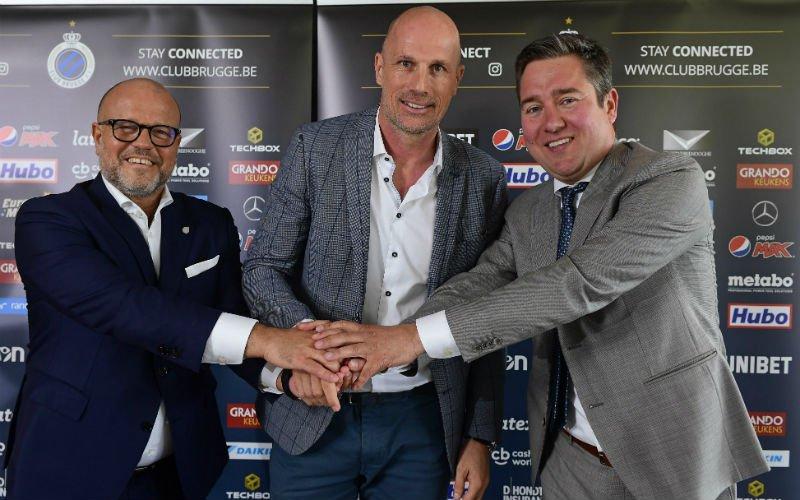 Verrassend: 'Club Brugge wil deze bekende naam terughalen'