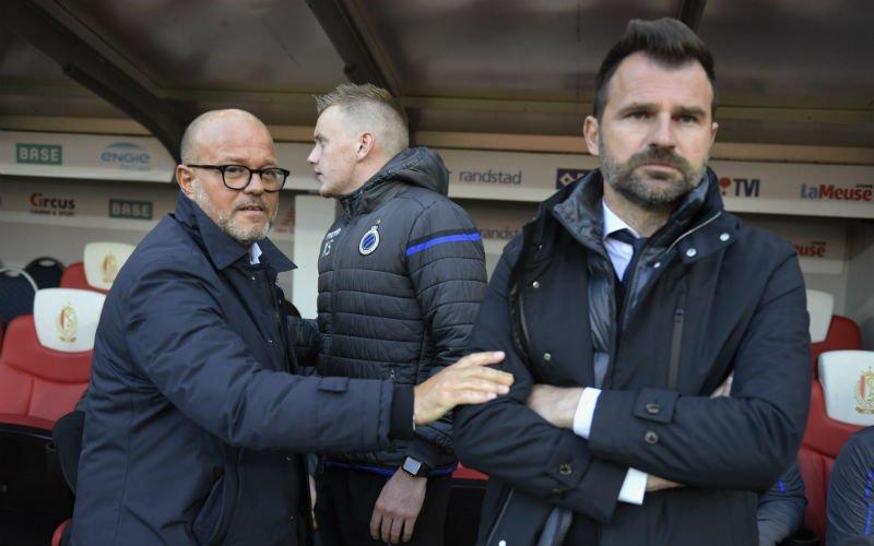 'Ivan Leko wil meteen dure speler van Club Brugge naar Antwerp halen'