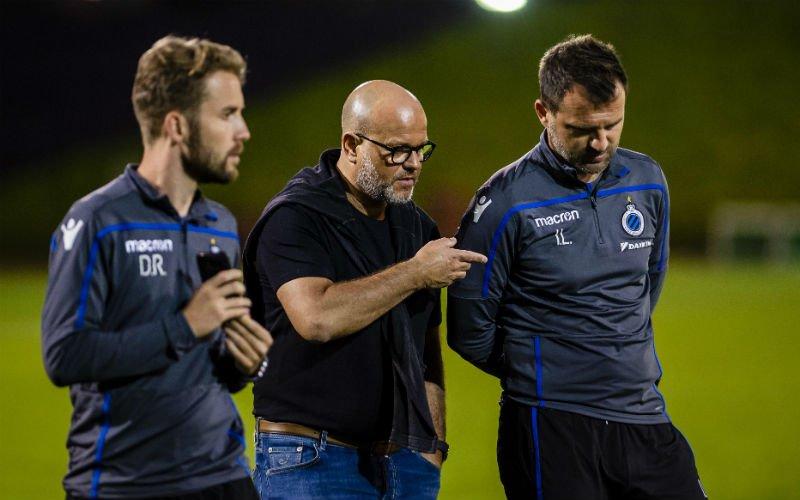 'Vertrek bij Club Brugge dreigt nu écht voor Ivan Leko'