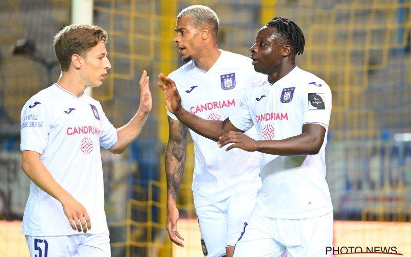 Anderlecht wint duel met 6 doelpunten, Vranjes gaat pijnlijk in de fout