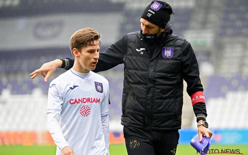 Moet Yari Verschaeren vertrekken bij Anderlecht?