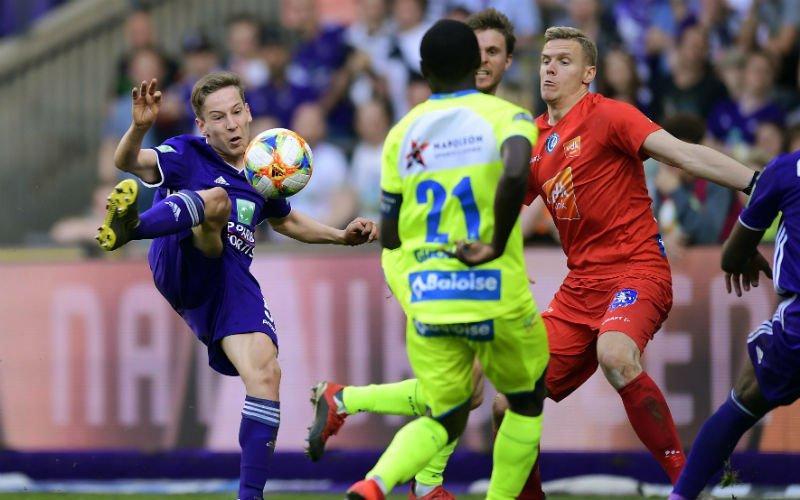 Anderlecht én AA Gent blijven ook na onderling duel op de dool