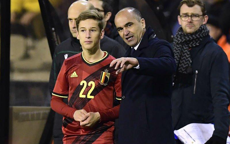 'Yari Verschaeren verlaat Anderlecht en staat voor straffe transfer'