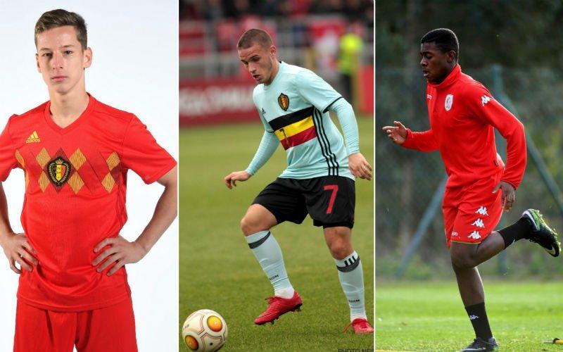 Rode Duivels van morgen? De 10 beste tiener-Belgen volgens Football Manager