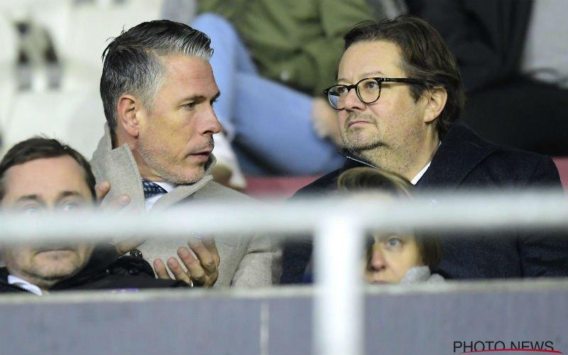 'Rampscenario voor Coucke en Anderlecht door financiële problemen'