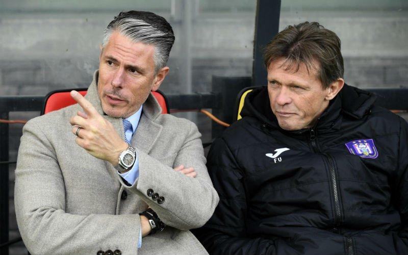'Anderlecht mikt hoog en wil versterking halen bij PSG'