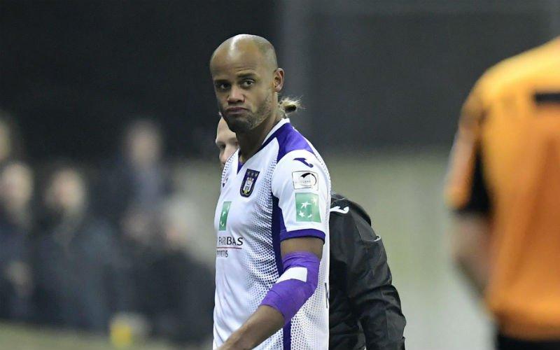 'Irritatie over Kompany bij Anderlecht wordt steeds groter'