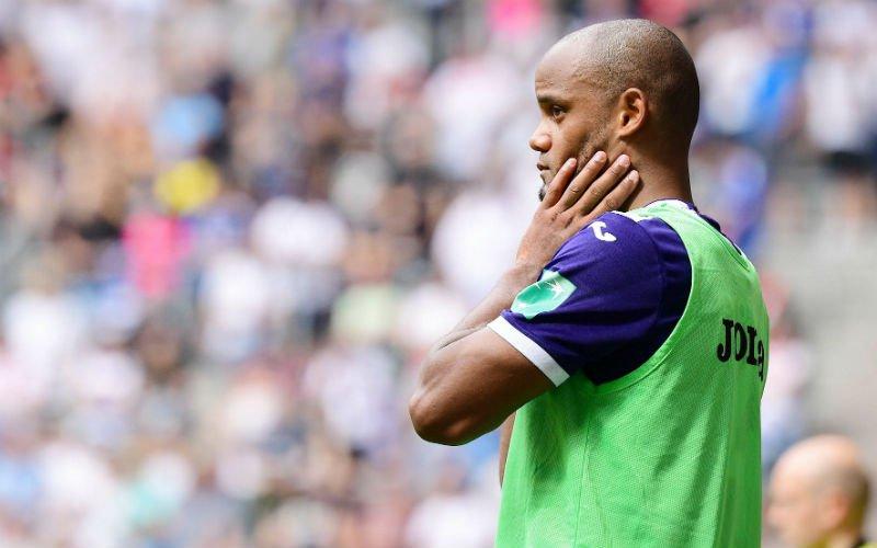 Kompany krijgt heel slecht nieuws te horen bij Anderlecht