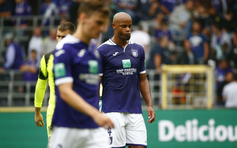 Dramatisch debuut voor Kompany: Anderlecht thuis de boot in tegen Oostende