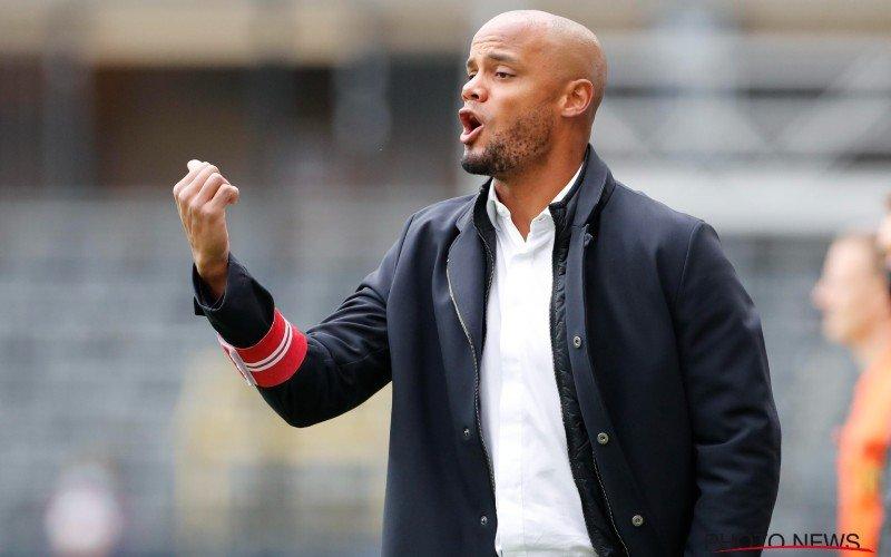 Eén speler valt door de mand bij Anderlecht: