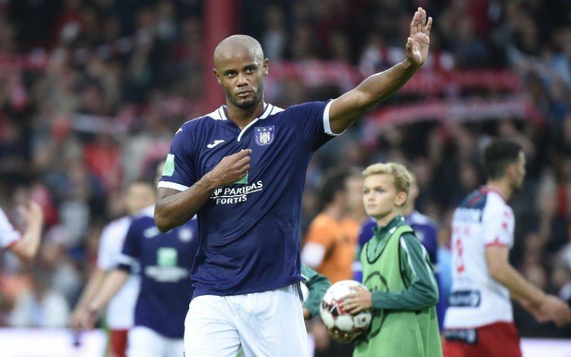 Verrast Kompany met terugkeer van deze speler bij Anderlecht?