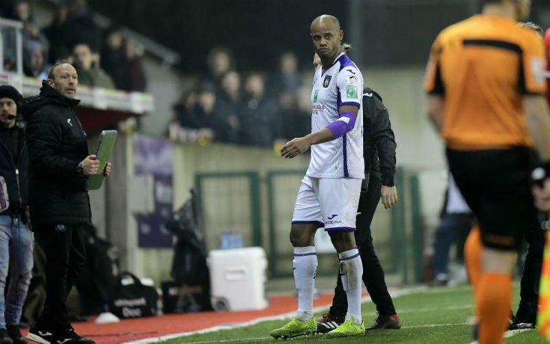 Anderlecht heeft meer nieuws over blessure van Kompany: