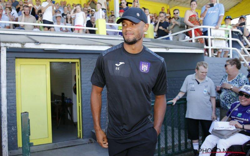 'Kompany grijpt in en gooit deze 2 spelers eruit bij Anderlecht'
