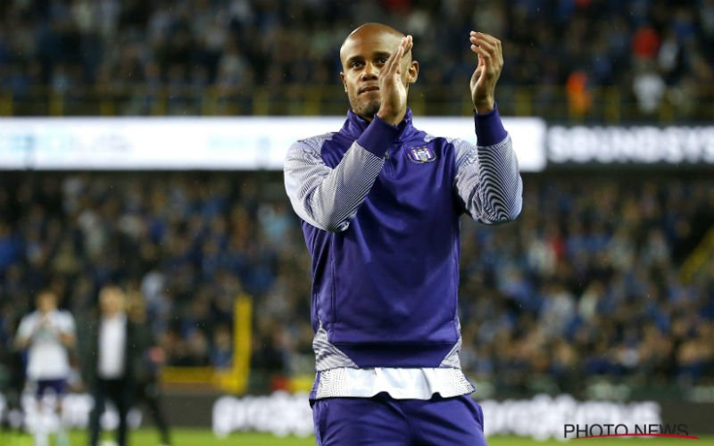 'Anderlecht neemt ingrijpende beslissing over Vincent Kompany'