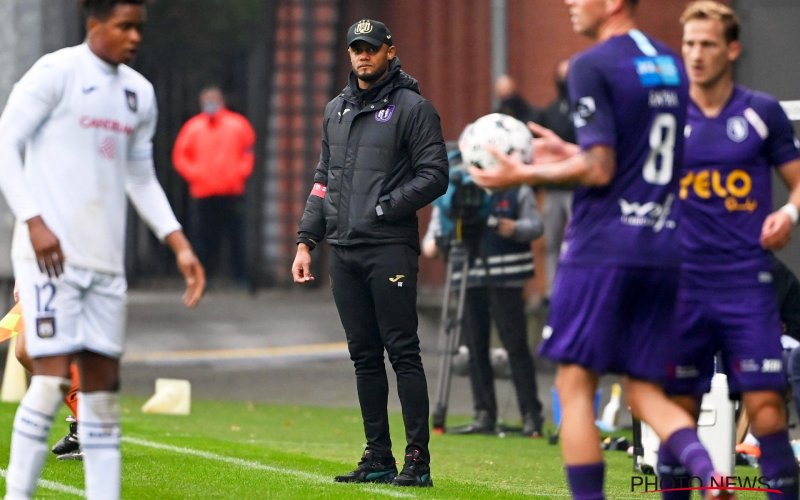 """Anderlecht-fans halen uit naar Kompany: """"Hoe leg je dit nu uit?!"""""""