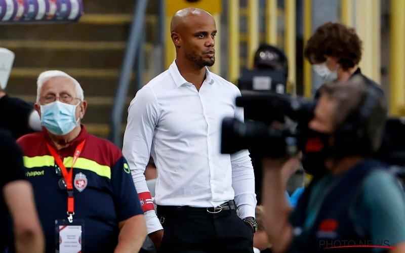 Zware problemen bij Anderlecht, volgende wedstrijd mogelijk uitgesteld