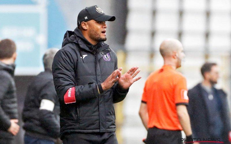 Anderlecht-fans verliezen geduld met Kompany:
