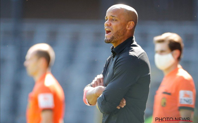 'Kompany schrijft grote naam af bij Anderlecht'
