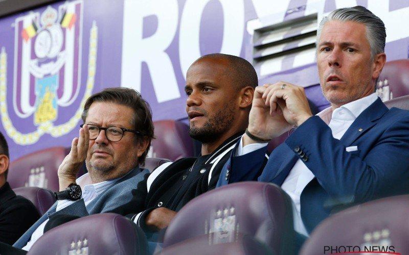 Vincent Kompany wordt nieuwe eigenaar van Anderlecht, exit Coucke