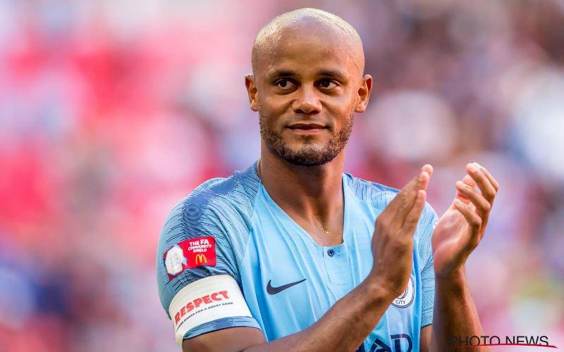 'Manchester City begeleidt Kompany naar uitgang'