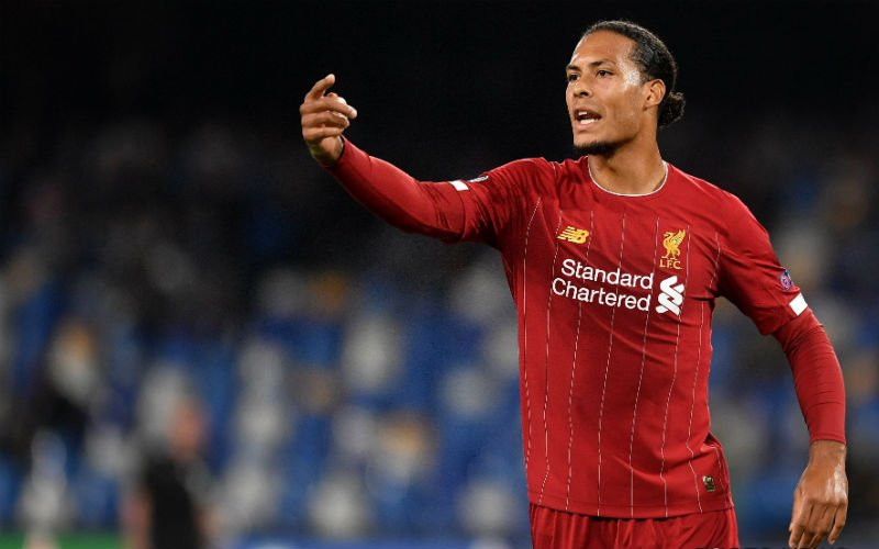 'Virgil van Dijk verlaat Liverpool en versiert monstertransfer'