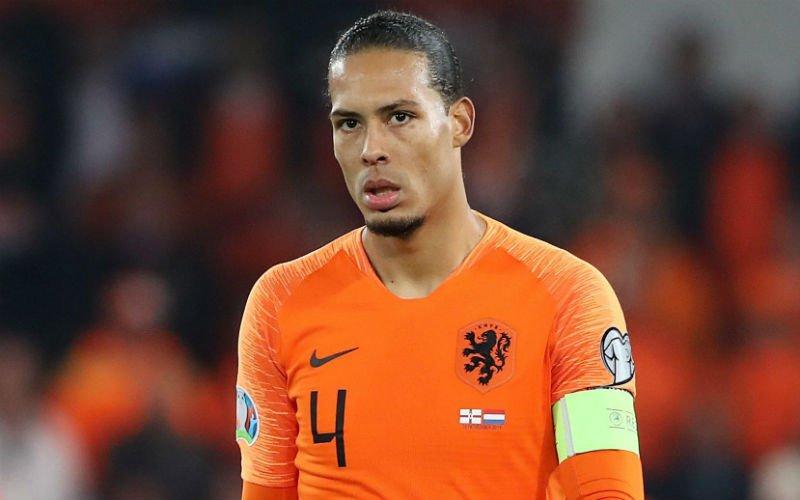 'Virgil van Dijk verlaat Liverpool en realiseert monstertransfer'