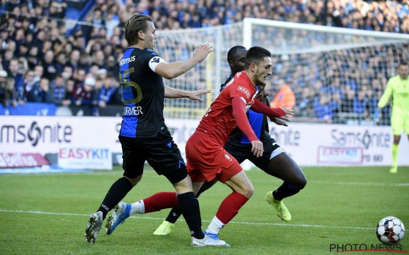 Standard-Club Brugge en Genk-Antwerp mogelijk afgelast door stormweer