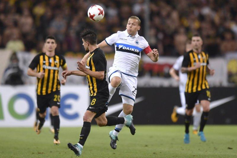 Club Brugge maakt er potje van: