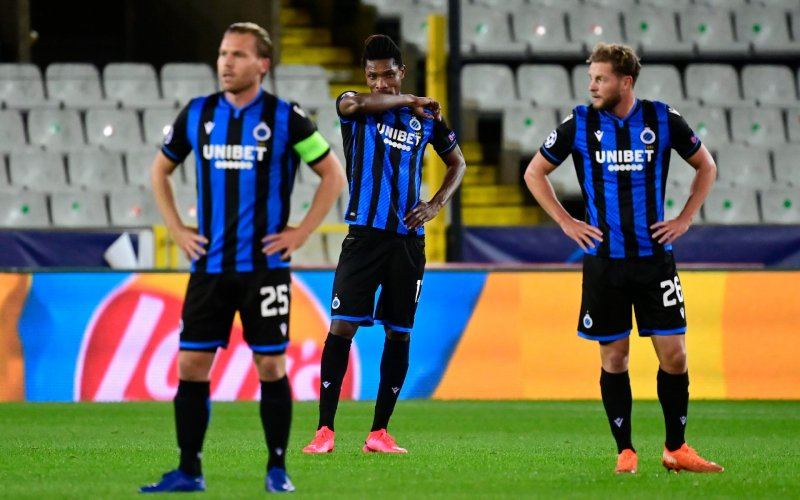 """Internationale pers ziet één groot manco bij Club Brugge: """"Dat valt echt op"""""""