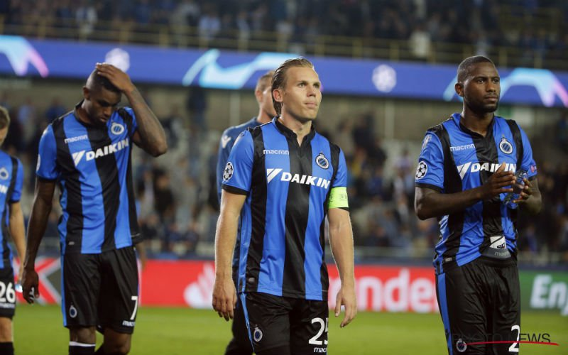 Club Brugge-kapitein Ruud Vormer krijgt erg slecht nieuws