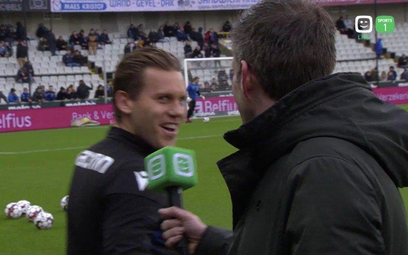 Ruud Vormer zet Filip Joos volledig te kijk live op TV
